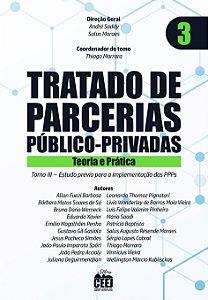 Tratado de PPP - Vol. 3 – Estudos prévios para implementação