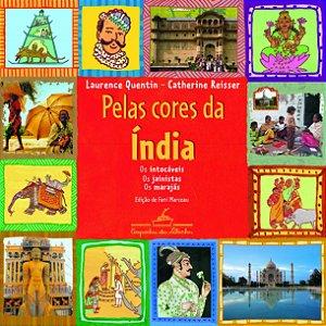 Pelas cores da Índia