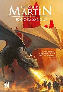 Fogo & Sangue   Volume 1