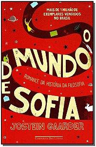 Mundo de Sofia, o - ( Nova Edicao )