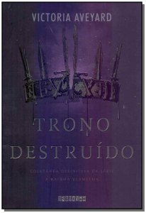TRONO DESTRUIDO