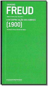 FREUD (1900) A INTERPRETACAO DOS SONHOS