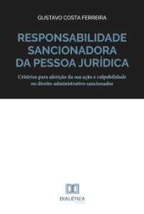 Responsabilidade sancionadora da pessoa jurídica