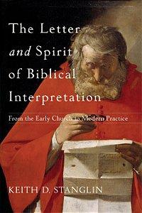 Letter and Spirit of Biblical Interpretation