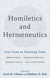 Homiletics and Hermeneutics
