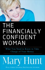 Financially Confident Woman