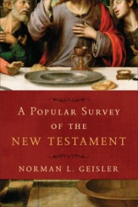 Popular Survey of the New Testament
