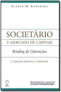 Societário - Briefing de Operações