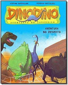 Dinodino - Aventuras no Deserto