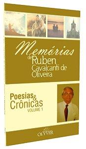 Memórias de RUBEN CAVALCANTI DE OLIVEIRA - VOL. 1