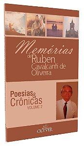 Memórias de RUBEN CAVALCANTI DE OLIVEIRA - VOL. 2