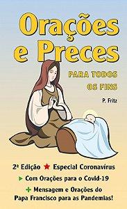 Orações e Preces para todos os fins – Especial Coronavírus