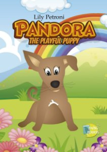Pandora: the playful puppy