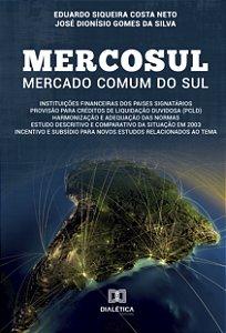 Mercosul Mercado comum do Sul