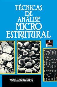 Técnicas de análise microestrutural