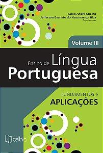 Ensino de língua portuguesa (Vol. 3)
