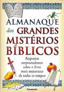 ALMANAQUE DOS GRANDES MISTERIOS BIBLICOS