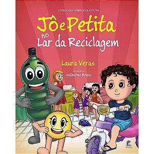 Jô e Petita no Lar da Reciclagem