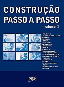 Construção Passo a Passo - Volume 3
