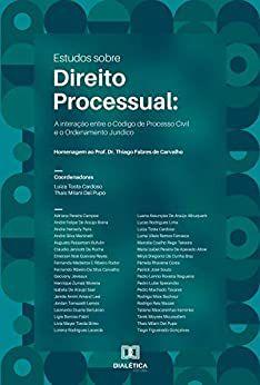Estudos sobre Direito Processual