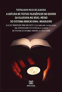 A leitura de textos filosóficos no ensino da filosofia no nível médio do sistema educacional brasileiro