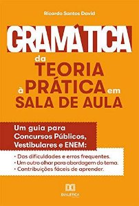 Gramática da teoria à prática na sala de aula