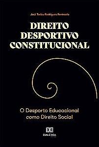 Direito Desportivo Constitucional