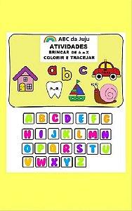 ABC Atividades de Inglês de A a Z