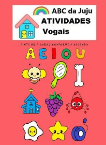Atividades Vogais A E I O U