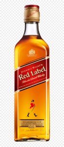 Whisky Red Label - 1 Litro