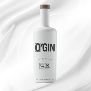 O´GIN - LONDRON DRY 750 ml