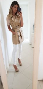 PARKA BURBERRY INSPIRED