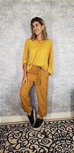 Blusa ampla kl iv