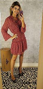 Vestido curto Lala