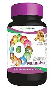 Polivitamínico de A-Z Nutriblue