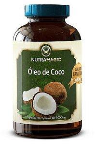 Óleo de Coco 1000MG Nutramagic