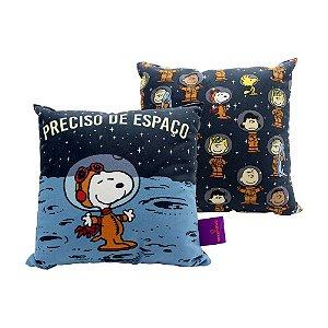 Almofada 25x25 Snoopy - Space