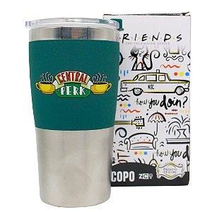 Copo para Viagem Max 450ml Friends - Central Perk