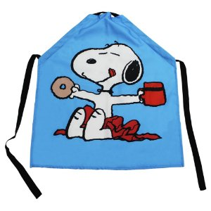 Avental Canvas Snoopy