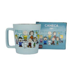 Caneca Buck 400ml Snoopy - Friendship Goals