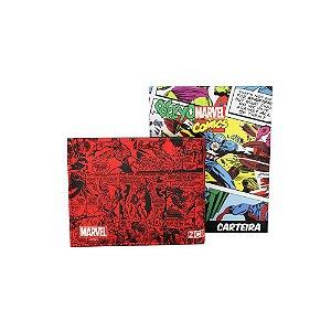 Carteira Marvel - Clássico