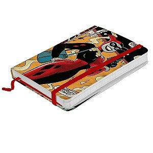 Caderninho de Anotações DC - Arlequina Com Arma