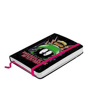 Caderno de Anotações Looney Tunes - Marvin Intergalactic Afterparty