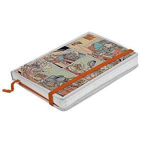 Caderno de Anotações Tom and Jerry - Cozinha