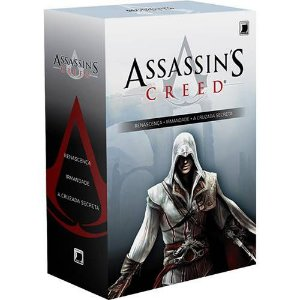 Livro - Box Assassin's Creed (3 Volumes)