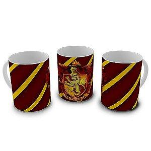 Caneca Harry Potter - Grifinória