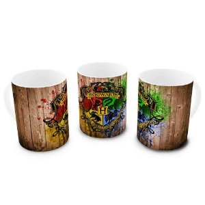 Caneca Harry Potter - Hogwarts 2