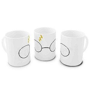 Caneca Harry Potter - Óculos 2