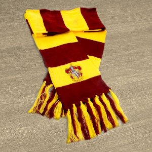 Cachecol Harry Potter Grifinória