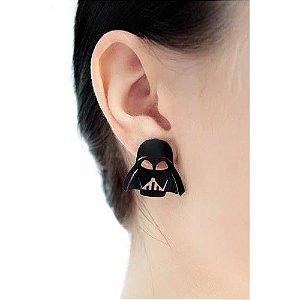 Brinco em Acrílico Star Wars - Darth Vader